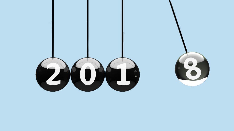 Jahreswechsel 2018